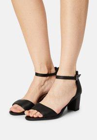Clarks - KAYLIN - Sandals - black - 0