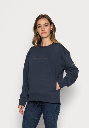 BOLONIALF WOMAN - Sweatshirt - vintage navy