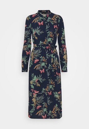 VMSIMPLY EASY DRESS - Shirt dress - navy blazer