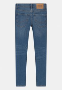 Jack & Jones Junior - JJIDAN JJORIGINAL - Jeans Skinny Fit - blue denim - 1