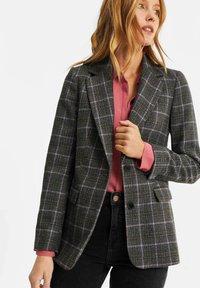 WE Fashion - Blazer - dark grey - 4