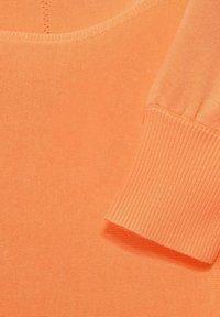 Street One - Jumper - orange - 4