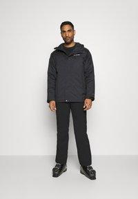 Columbia - VALLEY POINTJACKET - Ski jacket - black - 1