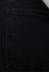 Bershka - Široké džíny - black - 5
