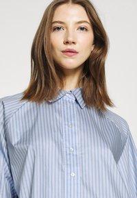 EDITED - ELISE - Button-down blouse - blau - 5