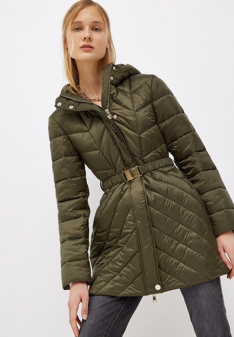 Liu Jo Jeans - Winter jacket - green