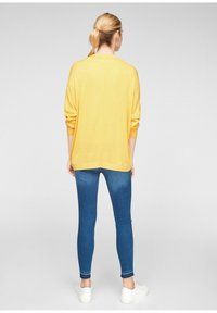 QS by s.Oliver - Cardigan - yellow melange - 2