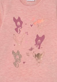 Staccato - DISNEY BAMBI - Maglietta a manica lunga - rose melange - 2