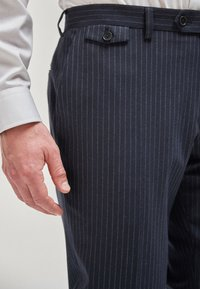 Next - Pantaloni eleganti - mottled blue - 2