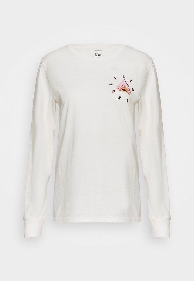 FAR OUT - Longsleeve - white