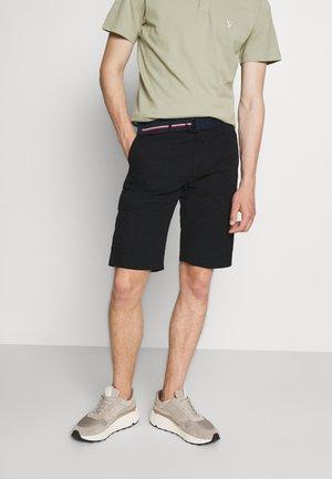 JOHN CARGO BELT - Shorts - black