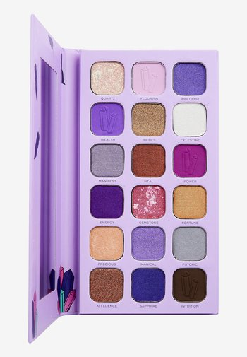 I HEART REVOLUTION BOOK OF SPELLS FORTUNES AND CRYSTALS - Eyeshadow palette - multi
