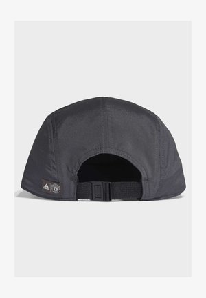 MANCHESTER UNITED FIVE-PANEL CAP - Czapka z daszkiem - grey