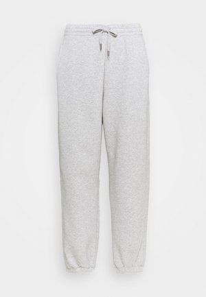 RUBI PANTS - Tracksuit bottoms - grey melange