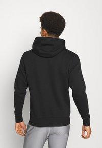 Calvin Klein Golf - PLANET HOODIE - Sweatshirt - black - 2