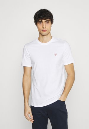 TEE - Basic T-shirt - true white