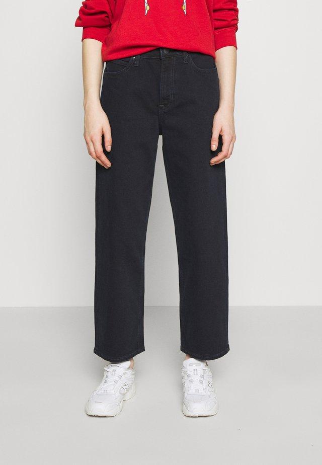 WIDE LEG - Jeans baggy - clean ballad