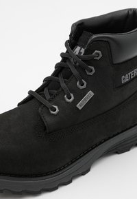 Cat Footwear - FOUNDER WP  - Lace-up ankle boots - black - 5