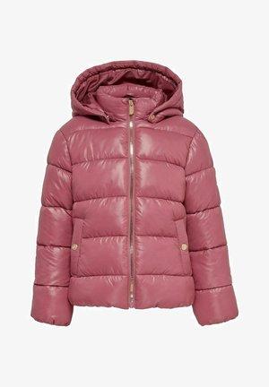 Winter jacket - mauvewood