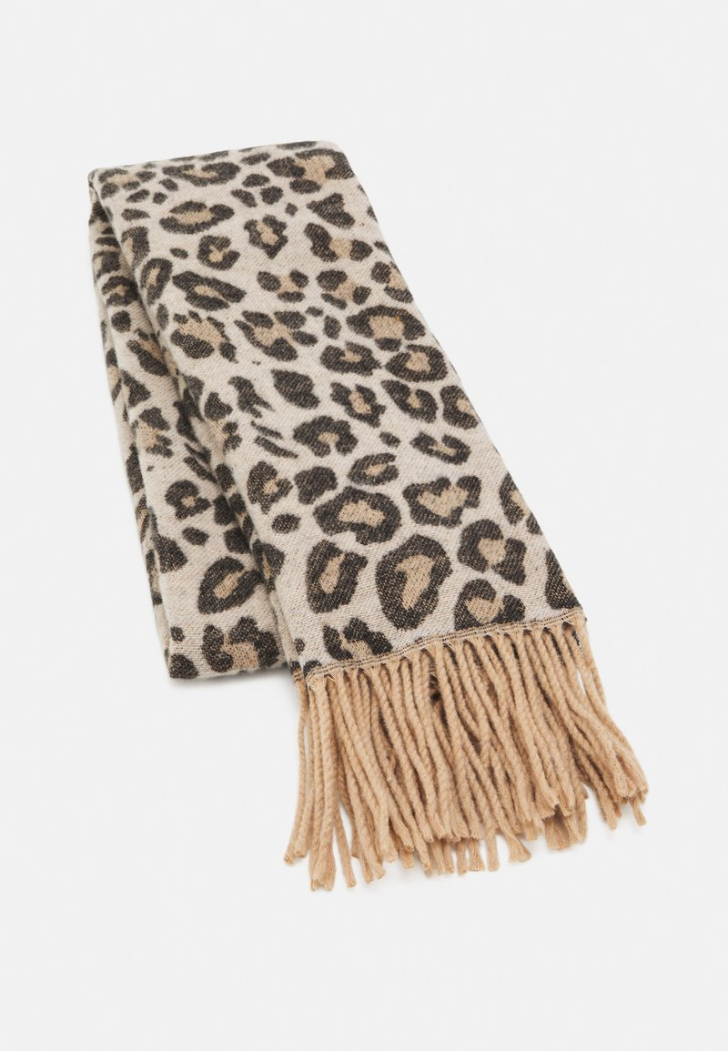 Pieces - PCJIRA SCARF - Scarf - natural