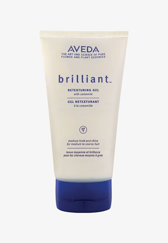 BRILLIANT™ RETEXTURIZING GEL  - Produit coiffant - -