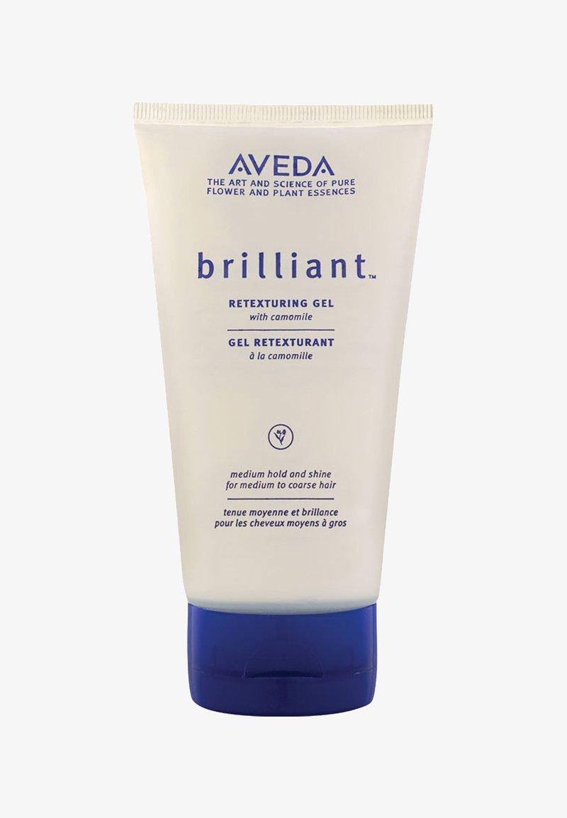 Aveda - BRILLIANT™ RETEXTURIZING GEL  - Hair styling - -