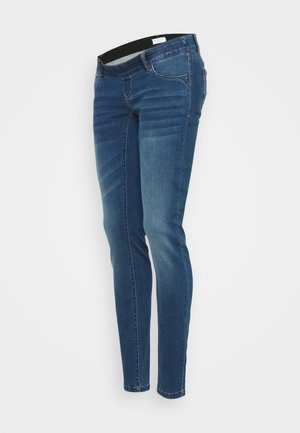 MLKOKO - Slim fit jeans - dark blue denim