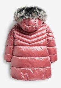 Next - Winter coat - pink - 9