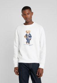 Polo Ralph Lauren - MAGIC - Sweatshirt - deckwash white - 0
