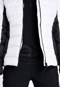 Icepeak - VIGEVANO - Kurtka narciarska - optic white - 7