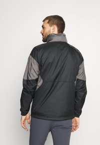 Columbia - POINT PARK™ LINED - Outdoor jacket - black/city grey - 3