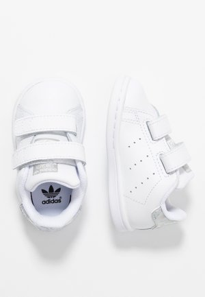 STAN SMITH CF - Sneakersy niskie - footwear white/core black