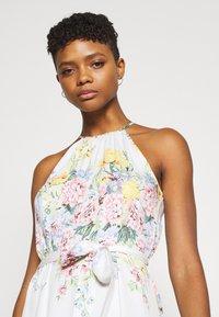 ONLY - ONLALMA LIFE LONG DRESS - Maxi dress - cloud dancer/summer botanic - 3