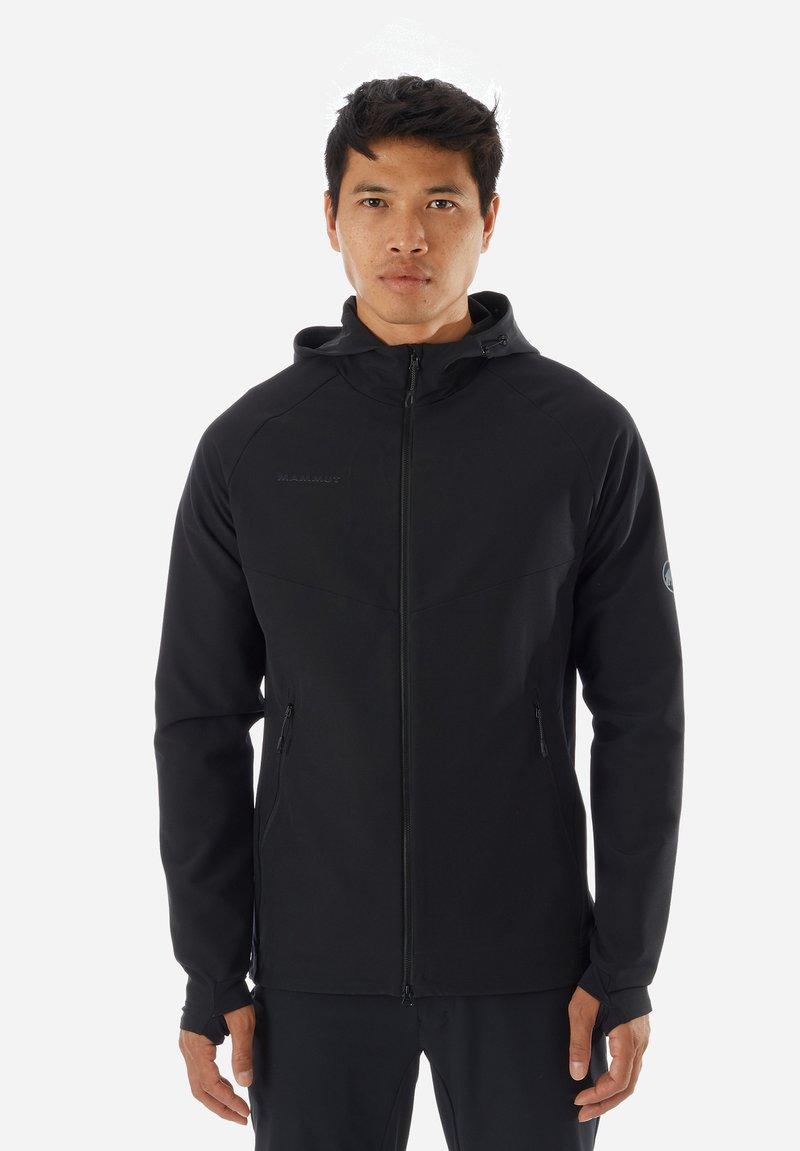 Mammut - MACUN - Soft shell jacket - black
