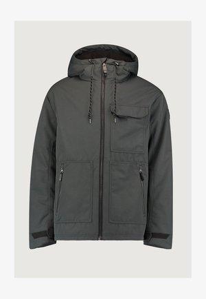 URBAN UTILITY - Waterproof jacket - pirate black