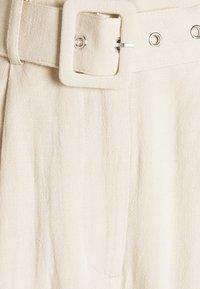 Object - OBJHADY ANKLE PANTS  - Kalhoty - sandshell - 2