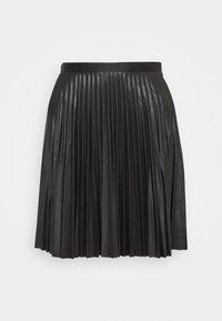 VIAMINNA - A-line skirt - black