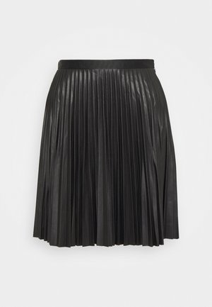 VIAMINNA - A-line skirt - black