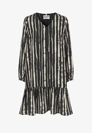 SOLAR - Day dress - black, white