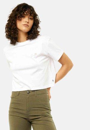 HOTEL  - T-shirt imprimé - white