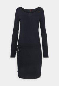 Ragwear - PENELOPE - Jersey dress - navy - 4
