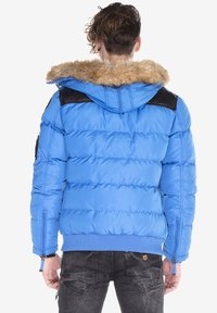 Cipo & Baxx - Winter jacket - blue - 5