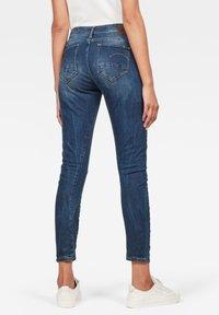 G-Star - ARC 3D MID  - Jeans Skinny Fit - dark-blue denim - 1