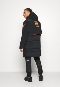 adidas Performance - MYSHELTER URBAN COLD RDY OUTDOOR JACKET - Dunjakker - black/orange - 2