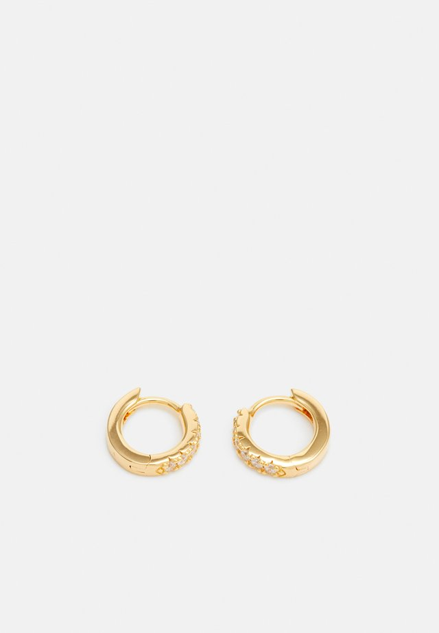 ELLERA PICCOLO EARRINGS - Ohrringe - gold-coloured