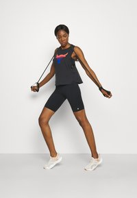 Under Armour - PROJECT ROCK BULL TANK - Top - black/red - 1