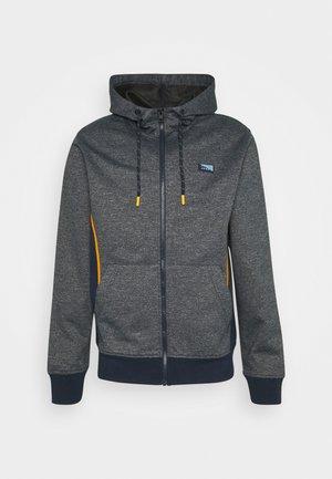 JCOKOBE ZIP HOOD - Zip-up hoodie - navy blazer
