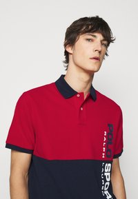 Polo Ralph Lauren - BASIC - Piké - red/multi - 3