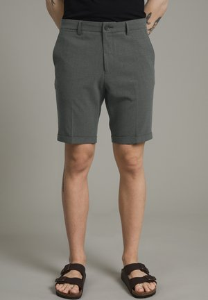 MALIAM - Shorts - medium grey melange
