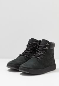 Timberland - DAVIS SQUARE 6 INCH - High-top trainers - black - 3